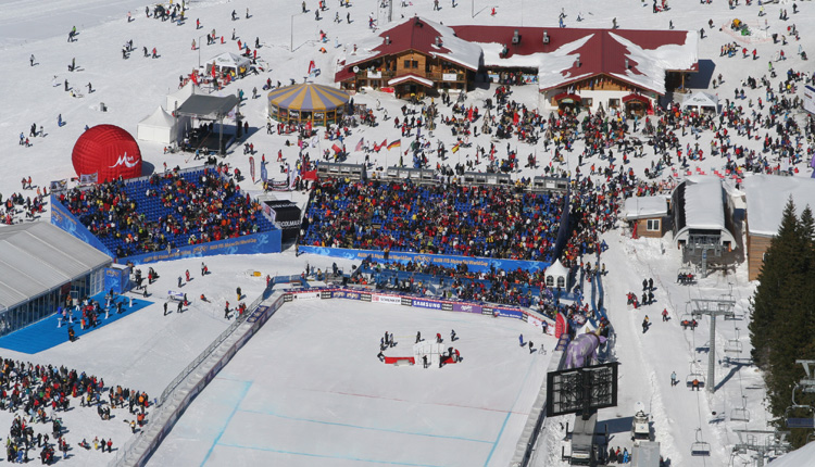 World Cup Skiing 2019 Schedule Banskoski   The countdown for the FIS World Cup 2019 is running